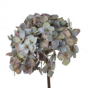 zijden hortensia