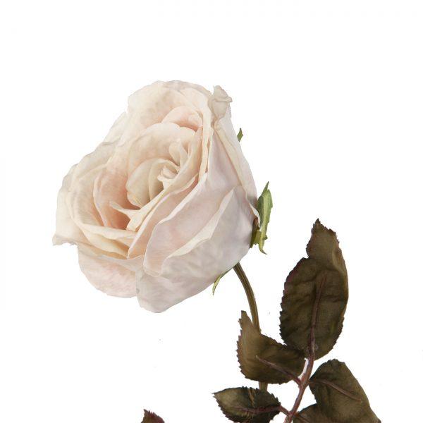 vintage zijden roos