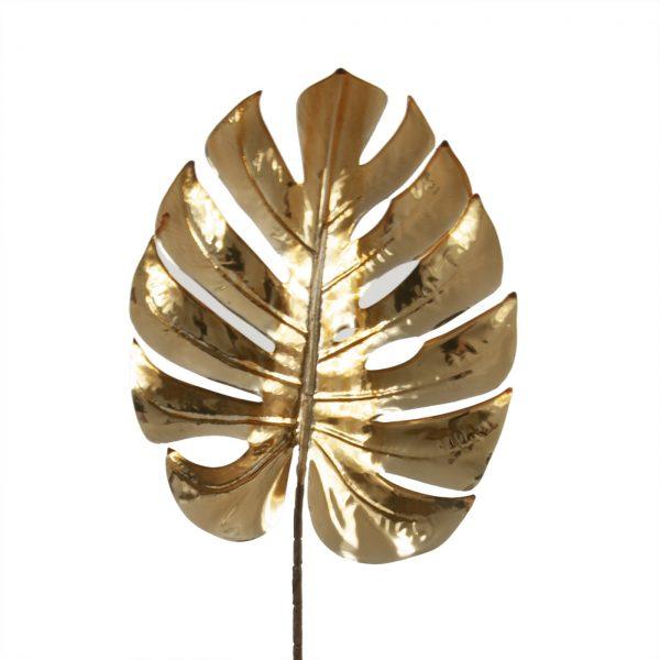 gouden monsterablad